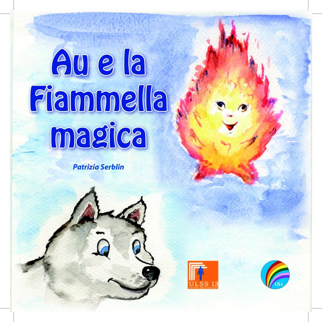 Au e la fiammella magica - copertina_01